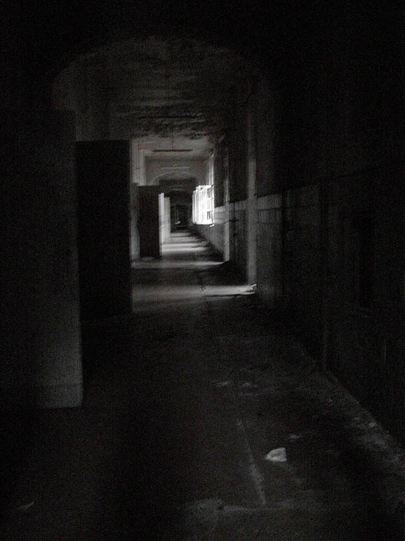 lång korridor