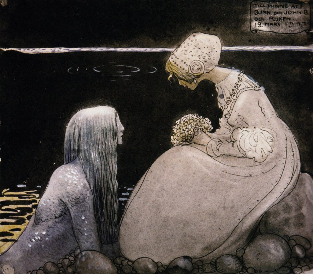 125379268631 - carminagf agnetha the sea king john bauer