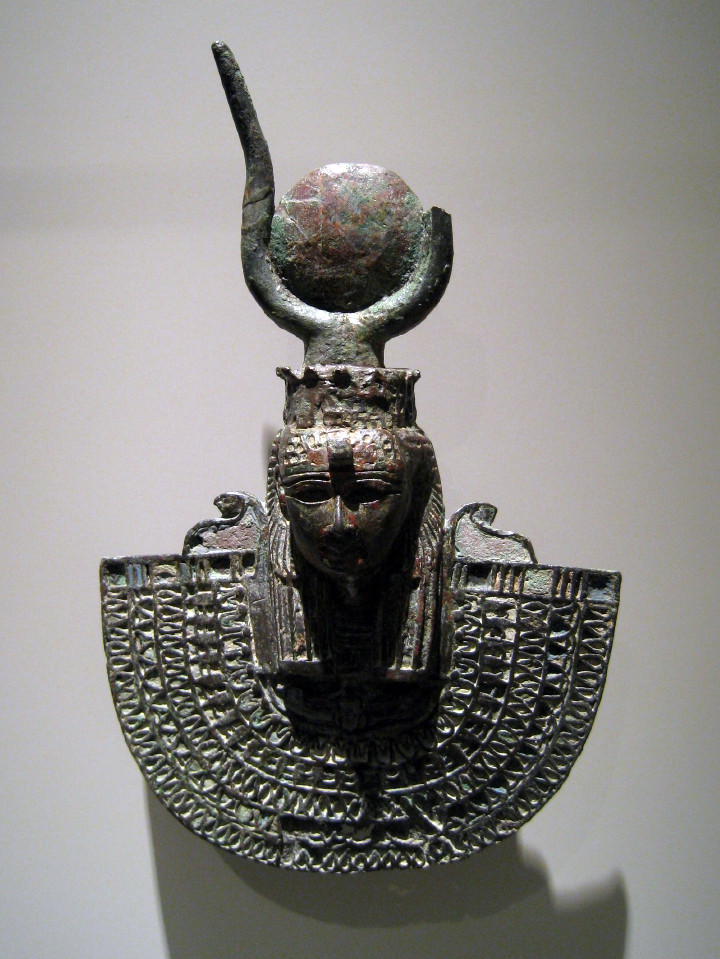 125380014981 - jeannepompadour ancient egyptian bronze aegis