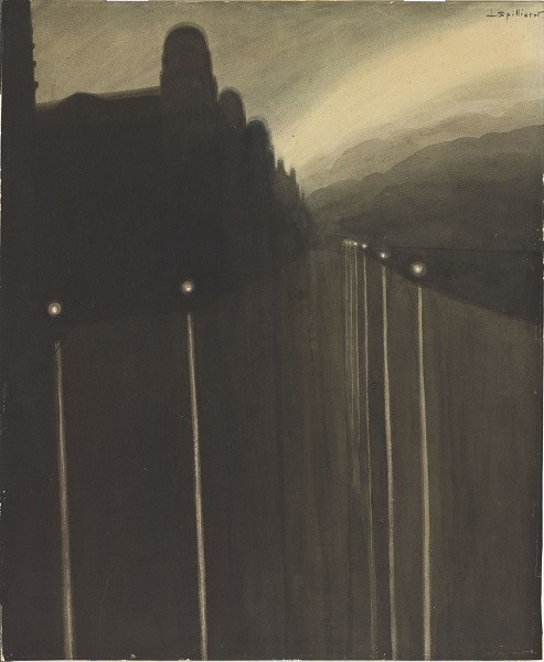 128663175711 - symbolisme léon spilliaert 1881 1946 digue