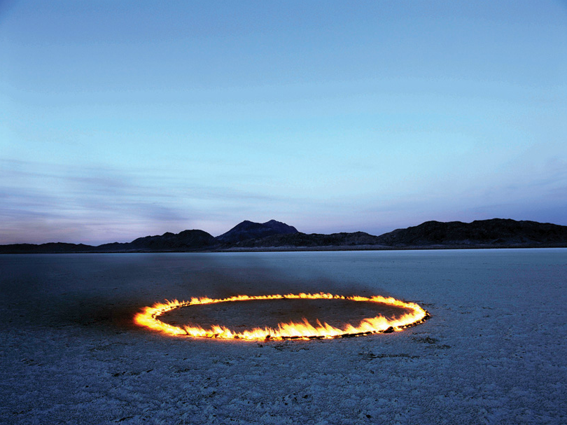 66050149384 - mpdrolet circle of fire in the desert 2002